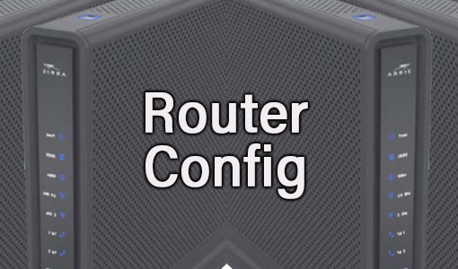 High Sierra 02 – Router Config – You Know Joe